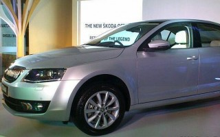 Skoda launches Octavia's third generation model