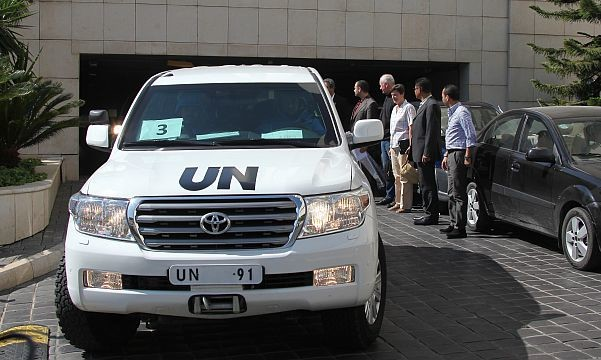 No confirmation on invitees for Syria conference: UN
