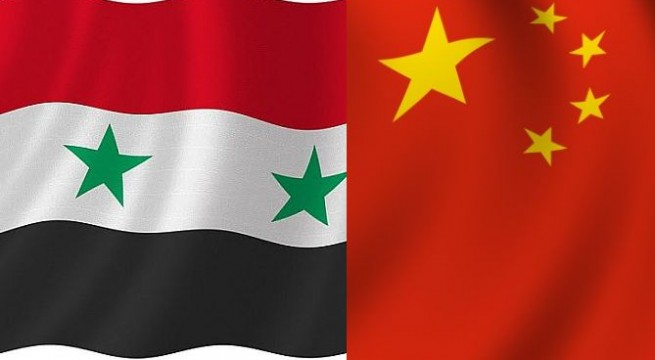 China supports Geneva II conference on Syria
