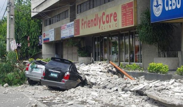 Toll rises to 94 in Philippines earthquake