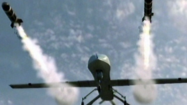 Six killed in US drone strike in Pakistan