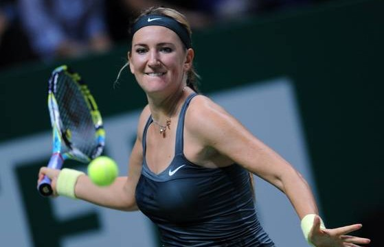 Azarenka beats `injured` Sara Errani to win WTA Championships opener