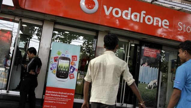 Vodafone to raise Indian unit stake to 100 pc