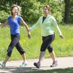 Walking one hour per day cuts risk of developing breast cancer by 14 pc