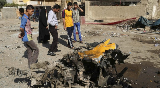 Wave of bomb attacks kill 56 in Iraq