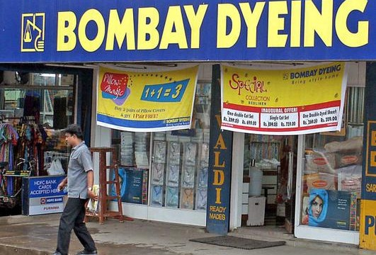 Bombay Dyeing surges nearly 12.9 percent on stake-sale report