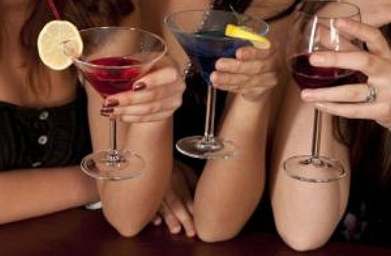 Women more likely to be hit by `booze blues` than boys
