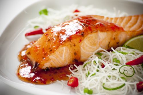 Eating too much fish detrimental to health