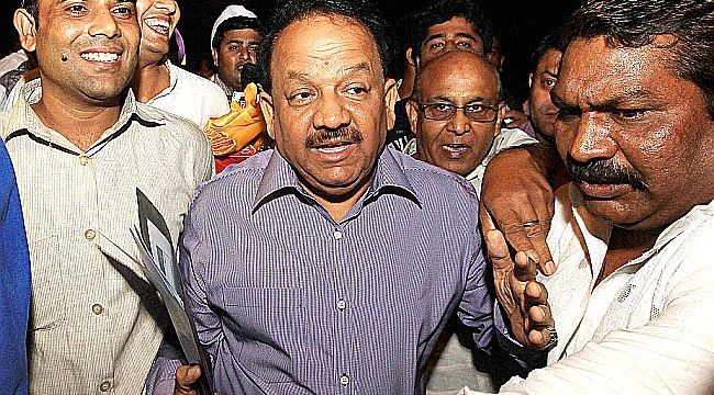 Former state health minister Harsh Vardhan is BJP's Delhi CM candidate; Vijay Goel says 'not upset'