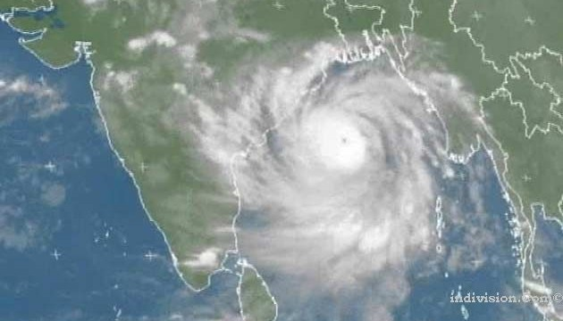 'Severe' cyclone Lehar set to hit Andhra Pradesh coast soon