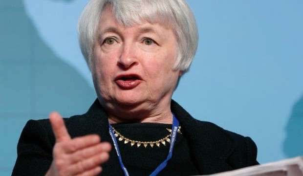 Janet Yellen: married to economics Nobel prize winner and mother of economics professor