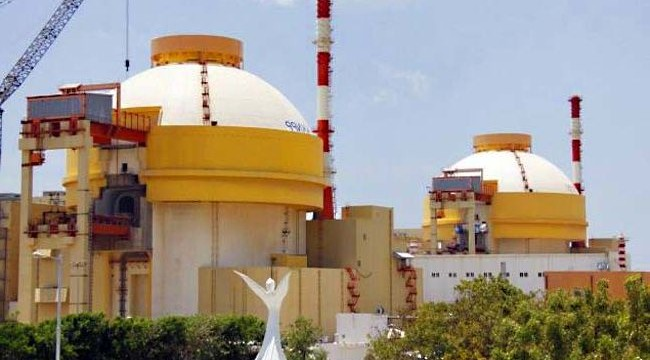 Kudankulam nuclear plant begins power generation