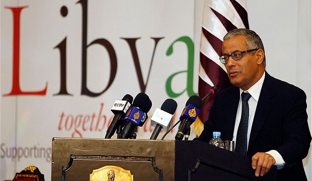 Libyan PM Ali Zeidan abducted from Tripoli hotel by rebels, taken to unknown location