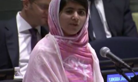 Malala Yousafzai wants to return to Pakistan, keep fighting for girls