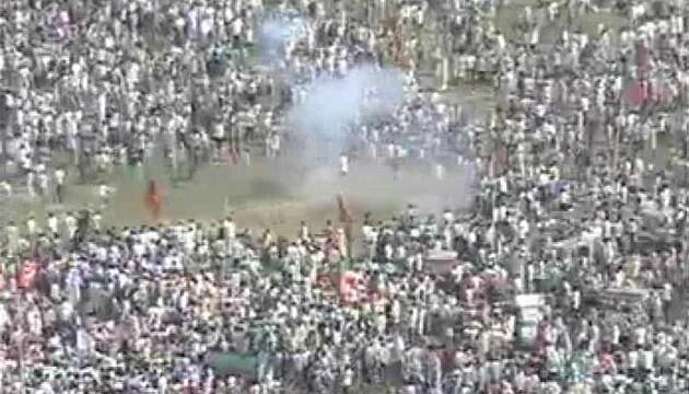 5 Killed in six serial bomb blasts Near Modi`s Patna rally