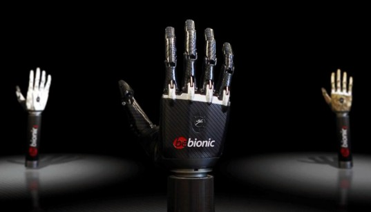 Soon, prosthetic hand to be touch-sensitive
