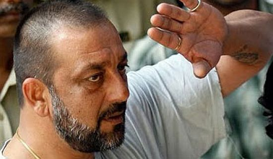 Sanjay Dutt leaves for Yerawada jail