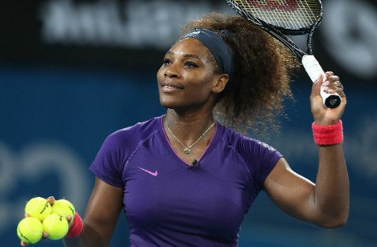 Australian Open : Serena Williams wastes little time in reaching third round