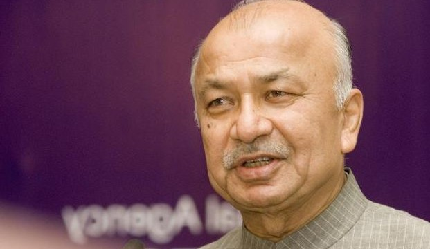 Telangana bill to be tabled in winter session: Shinde