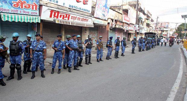 Shutdown paralyses normal life in Telangana
