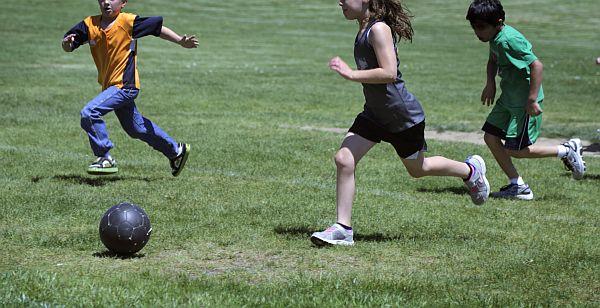 Moderate to vigorous exercise helps improve teens' academic grades
