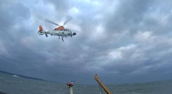 Two dead, 26 missing as two ships sink off China