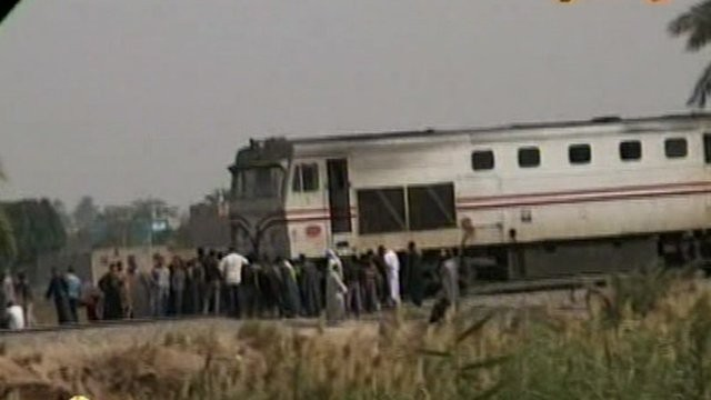 29 killed, 30 injured in Egypt train collision