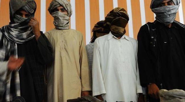 45 militants surrender in Afghanistan