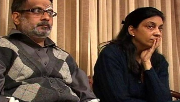 Filmmaker to offer Rs 5 crore to Talwars for book, film on Aarushi