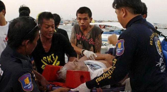 six dead as tourist ferry sinks off Thai resort: Report
