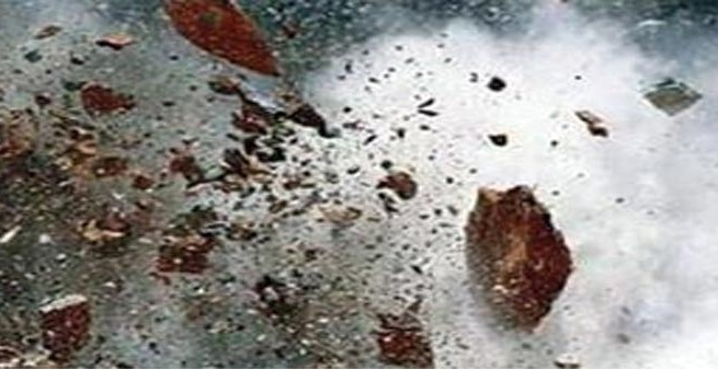 Eight injured in Manipur bomb explosion