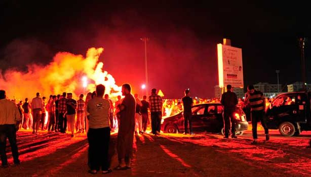 9 killed, 51 wounded in Benghazi clashes