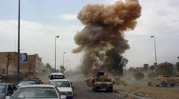 979 died in Iraqi violence in October