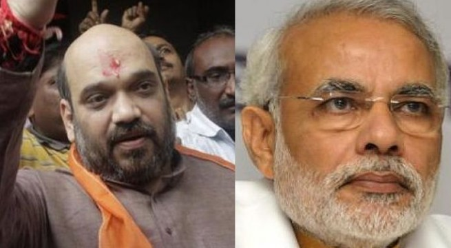 Gujarat police refuse to file ex-IAS officer's FIR against Narendra Modi and Amit Shah