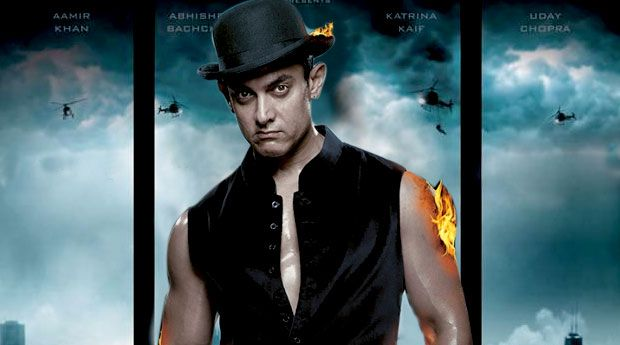 Bollywood superstar Aamir Khan : Dhoom 3 as important as any of my own film