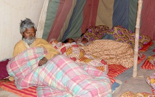 Agra's homeless get new night shelters