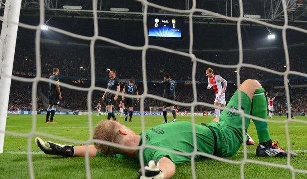 Ajax beat Celtic for first Champions League win