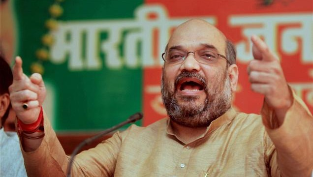 Amit Shah ordered police to tail woman for 'saheb': Report