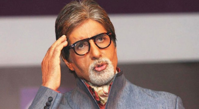 'Happy New Year' looks exciting: Big B