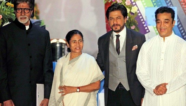 Amitabh-Jaya, SRK, Kamal Haasan inaugurate 19th KIFF