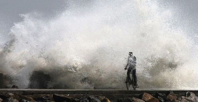 Andhra coast faces another cyclone threat