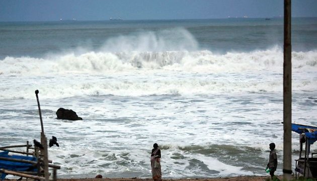 Andhra escapes devastation as cyclone weakens