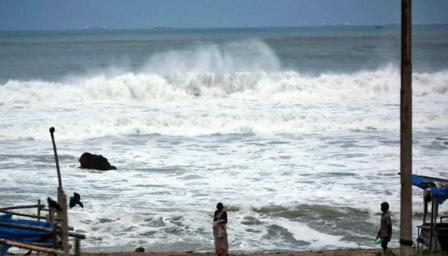 Andhra escapes devastation as cyclone weakens