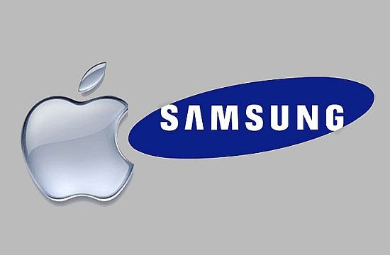Apple and Samsung back in patent row