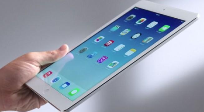 Apple's latest iPad Air 5 times popular than iPad 4