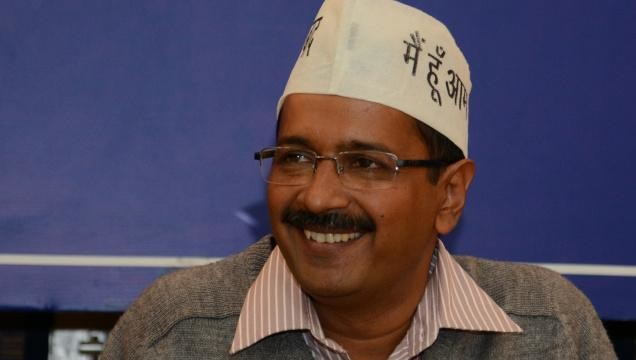 Confident of results: Kejriwal