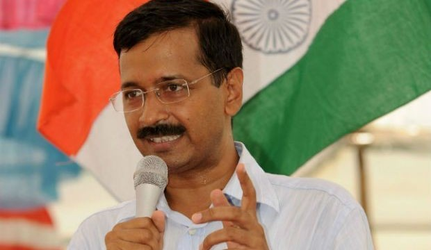 Delhi assembly polls: 'People will remove the corrupt', says Kejriwal
