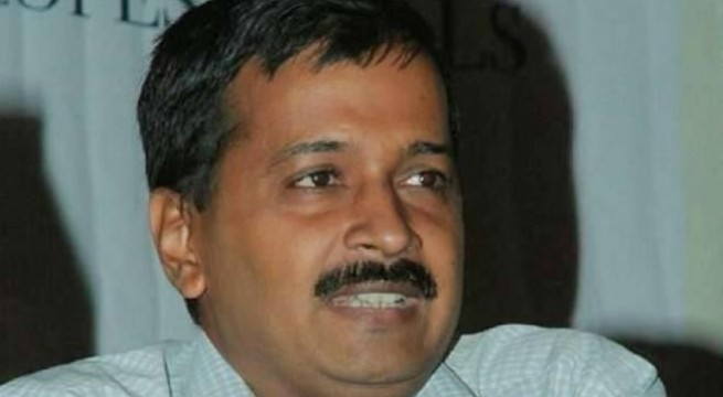EC notice to AAP: Kejriwal terms it a BJP-Congress joint strategy