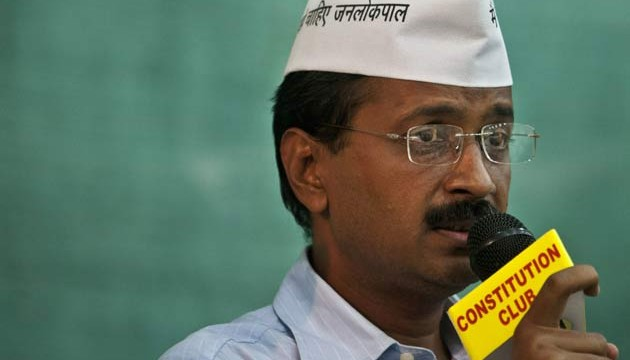 Not misusing Anna's name for campaigning: Kejriwal