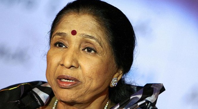 No longer in the rat race, says Asha Bhosle